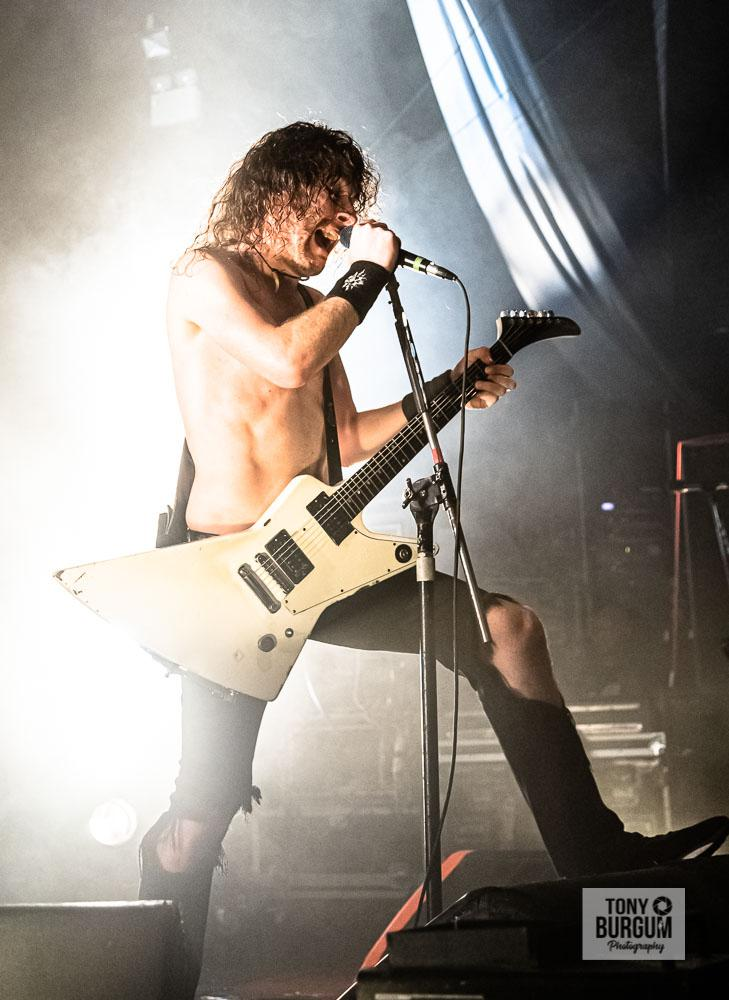 Airbourne at Newcastle O2-17-11-19-1275-