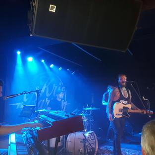 The Kris Barras Band