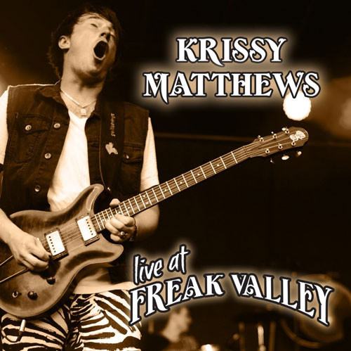 The Krissy Matthews Band