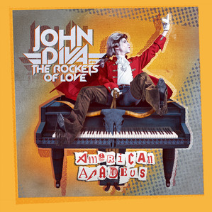 John Diva & The Rockets Of Love Album Review 24/2/21