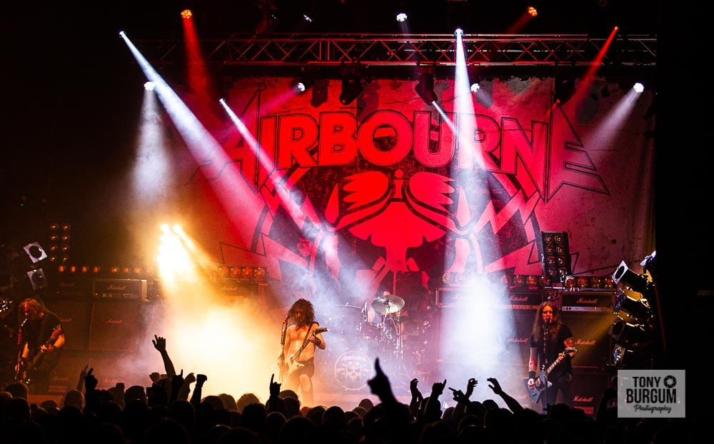 Airbourne at Newcastle O2-17-11-19-766-T