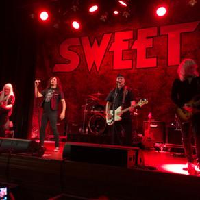Sweet/Novatines Islington Gig Review 27/12/19