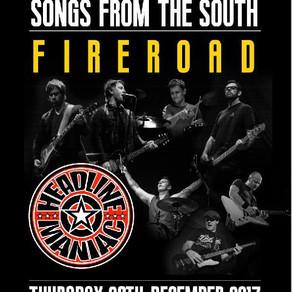 Fireroad On The Road Tonight 28/12/17