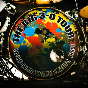 Big 3-0 Tour Gig Review 30/12/19