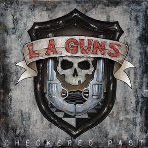 L.A. Guns Checkered Past 25/10/21