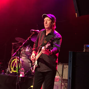 Wishbone Ash + Steve Hill