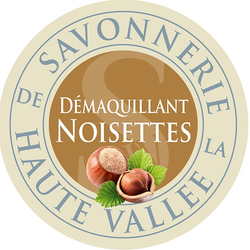 Démaquillant Noisette 125ml