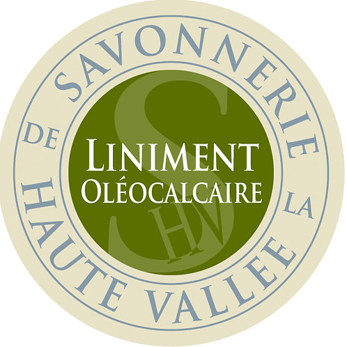 Liniment Oléocalcaire Olive