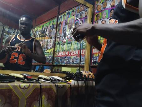 #MigrArt2 People: Amadou