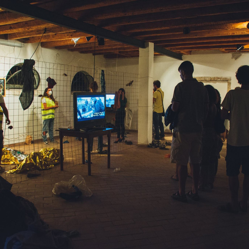 Video installazioni