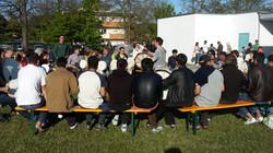 Lab Drum Circle2