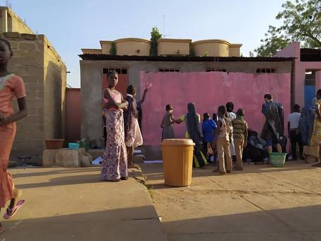 #MigrArt2 Bamako School