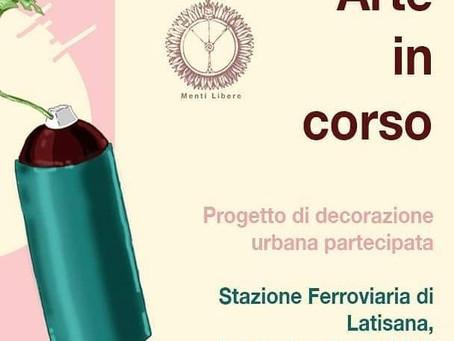 """Progetto """"Arte in corso"""" a Latisana"""