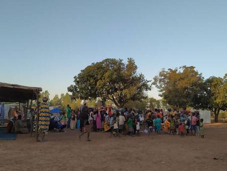 #MigrArt2 Evento conclusivo Bamako
