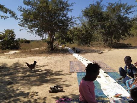 #MigrArt2 Rotolo a Bamako
