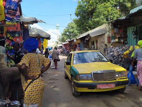 #MigrArt2 Arrivo a Bamako