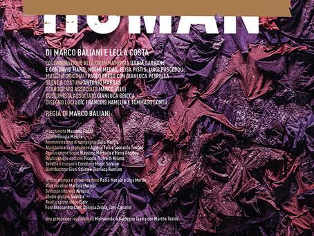 """Lo spettacolo """"Human"""" sbarca a Lignano"""