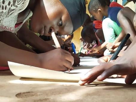 #MigrArt2 Inizio attività Bamako