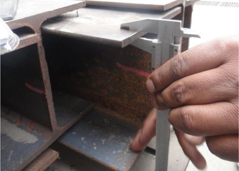 Inspección de Materias Primas