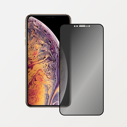 Mica de Privacidad Full Cover para iPhone