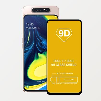 Mica de Vidrio Templado 9D Full Cover para Samsung