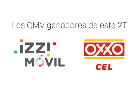 Izzi Móvil y OxxoCel, los grandes ganadores en el 2T del 2020