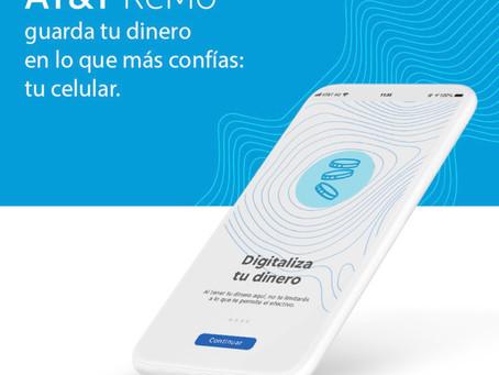 AT&T ReMo, la nueva forma de digitalizar tu dinero.