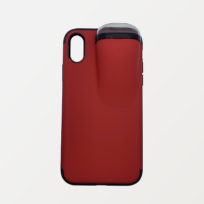Funda Guarda Airpods para iPhone XR