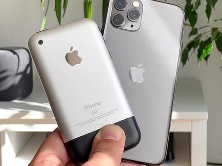 A 13 años del primer iPhone