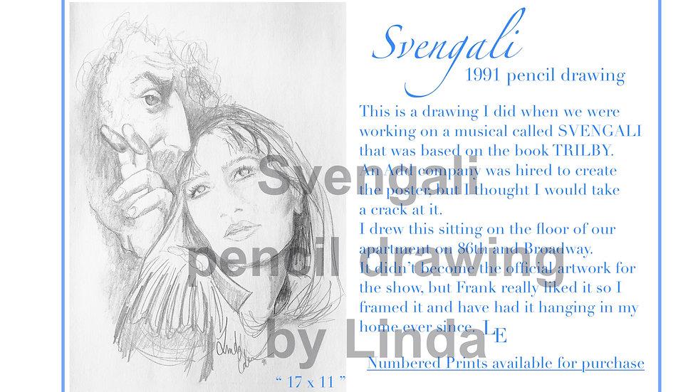 'Svengali'  print
