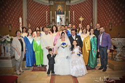 Matrimonio Teresa e Christian
