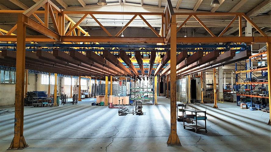 pallet rack production 2