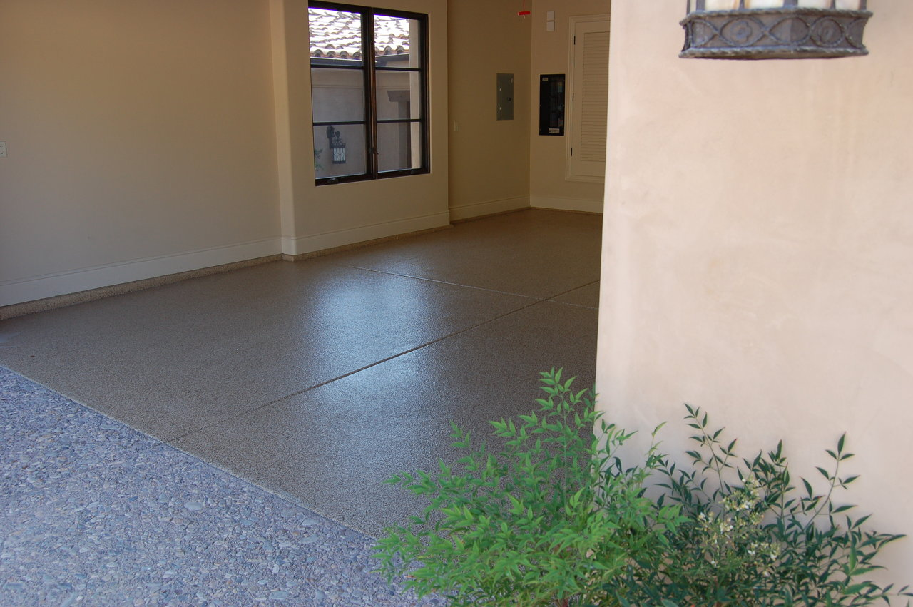 Garage Epoxy, Rancho Santa Fe