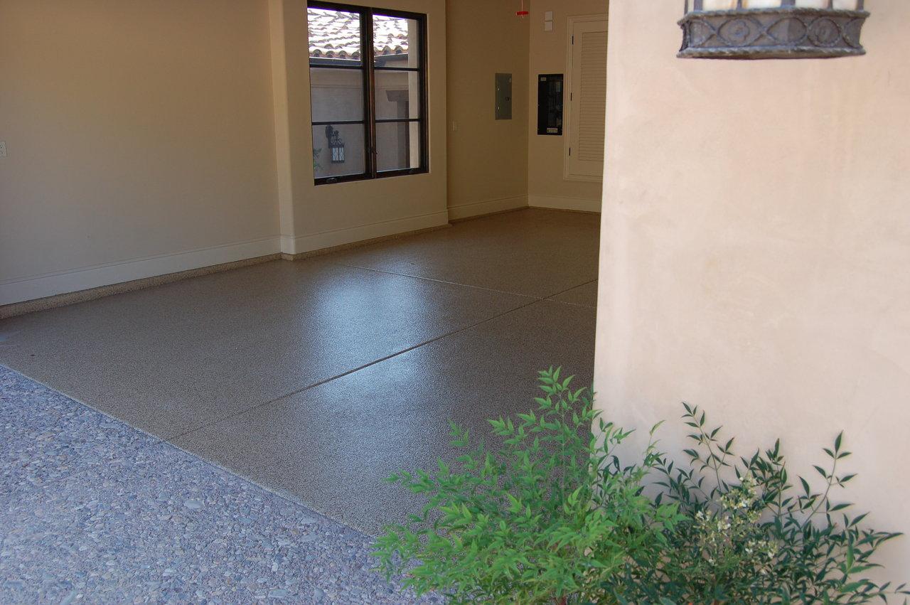 Garage Epoxy, Rancho Santa Fe