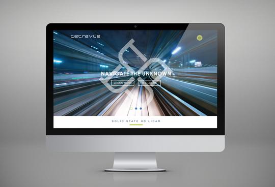 Tetravue Website