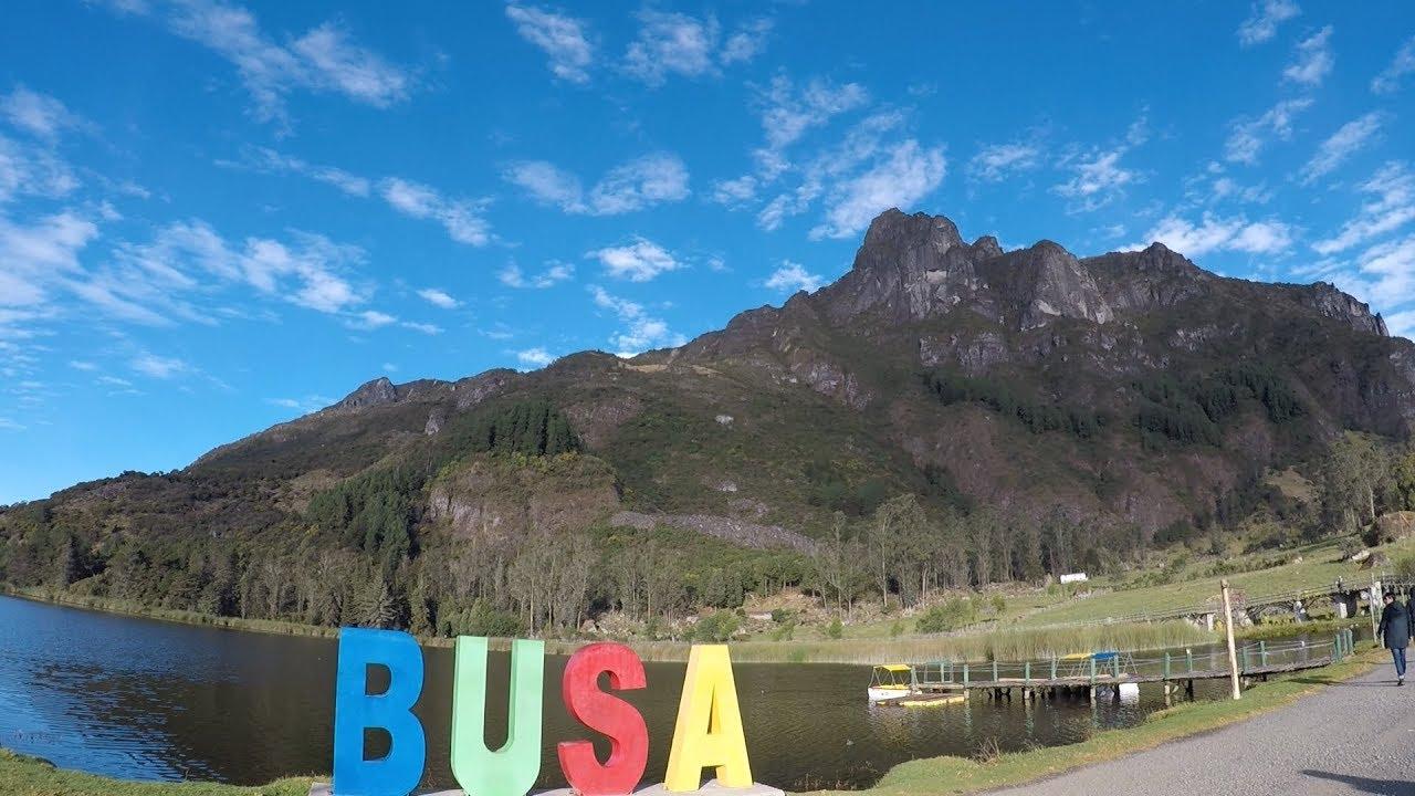tour a la laguna de Busa