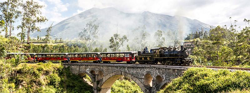 tour tren crucero ecuador