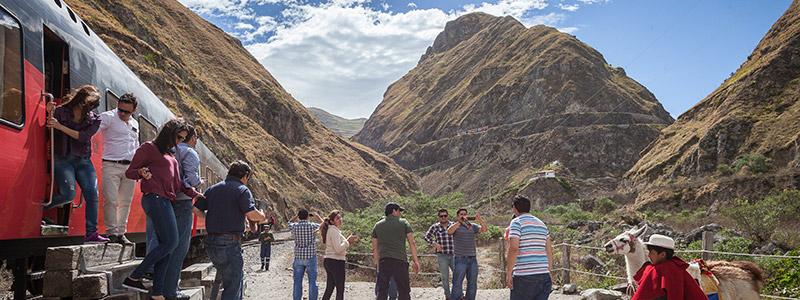devils nose tour Ecuador