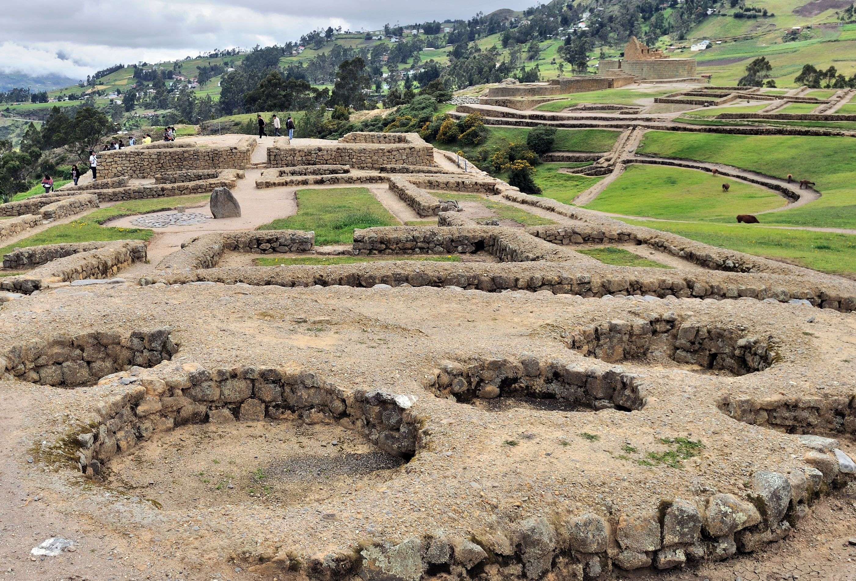 tours to ingapirca ruins