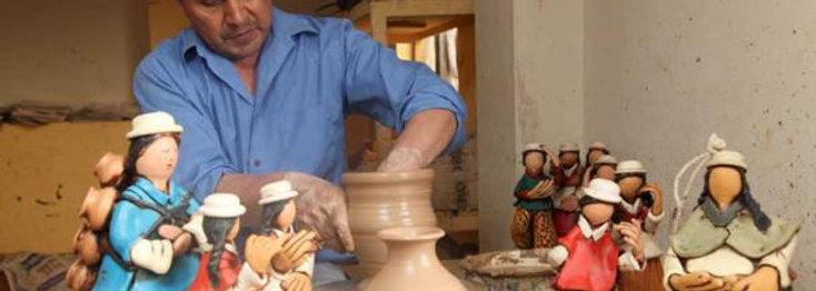 GUALACEO Y CHORDELEG (pueblos artesanales)