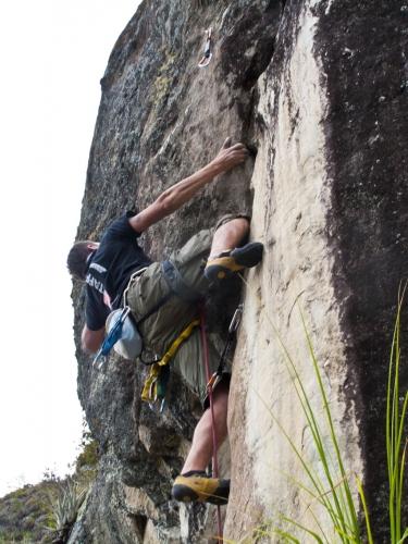 tours de escalada Ecuador
