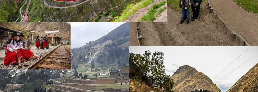 TREN NARIZ DEL DIABLO + INGAPIRCA (COMPLEJO ARQUEOLÓGICO)