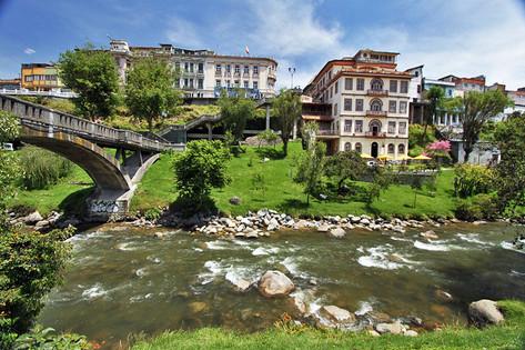 Santa Ana de los Cuatro Ríos de Cuenca- Ecuador,