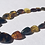 Thumbnail: Necklace With Amber - Handmade