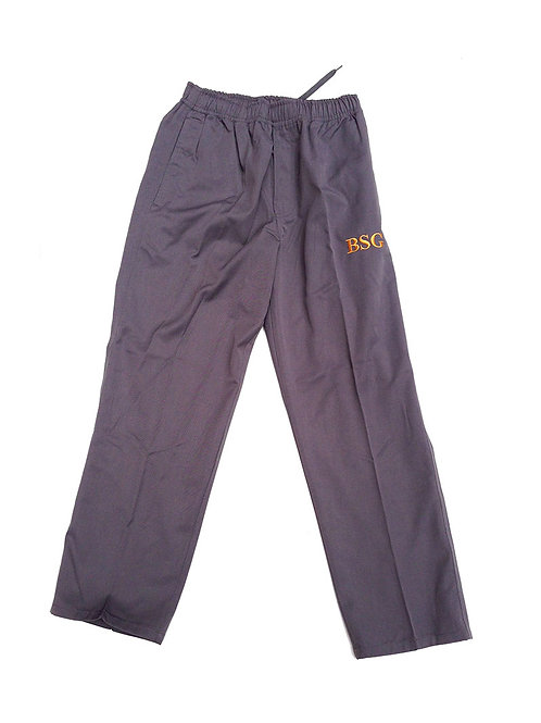 Primary/High - Boys Grey Long Pants - GSGP