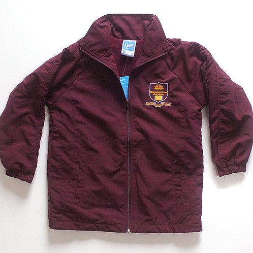 Primary - Lined Microfibre Jacket - JSPFJ
