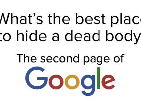 START RANKING YOUR BUSINESS ON GOOGLE'S 1ST PAGE