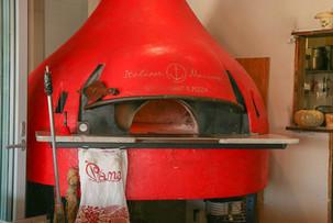 Stone & Wood Pizza Oven