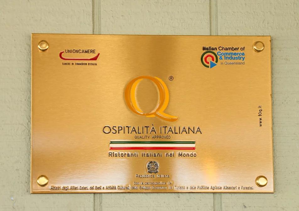 Ospitalita Italiana Award