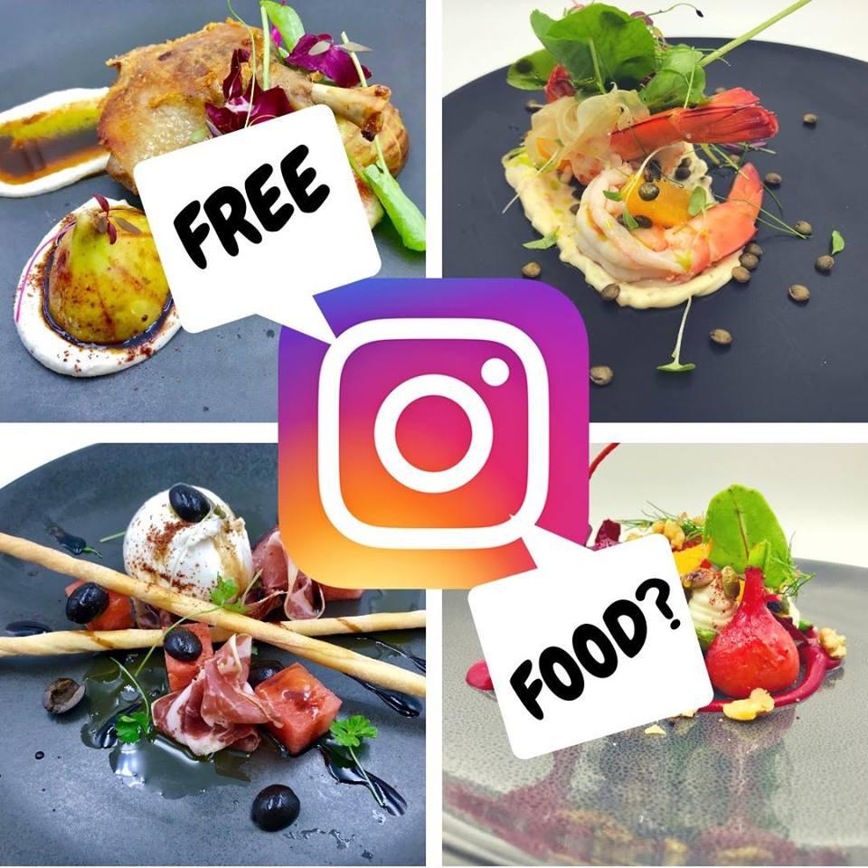 Restaurant Instagram Promotion
